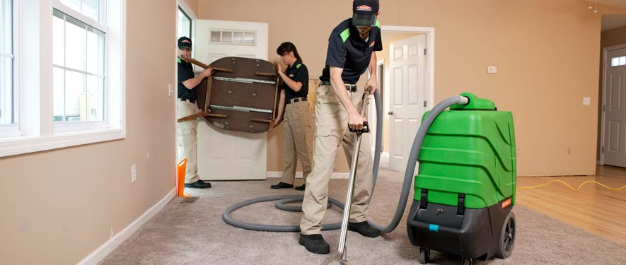 Hudson, WI residential restoration cleaning